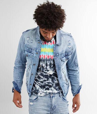 Crysp Denim Ohana Denim Stretch Jacket