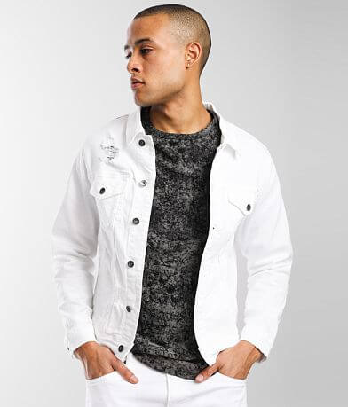 Crysp Denim Malibu Denim Stretch Jacket