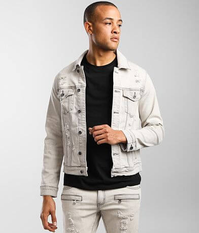 Crysp Denim Thomas Denim Jacket