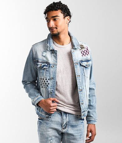 Crysp Denim Oliver Stretch Jacket