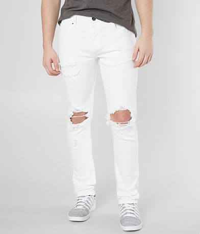 Crysp Denim Stoch Skinny Stretch Jean