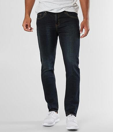 Crysp Denim Morty Skinny Stretch Jean