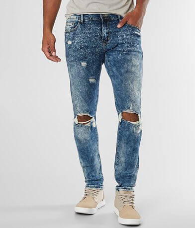 Crysp Denim Beth Skinny Stretch Jean
