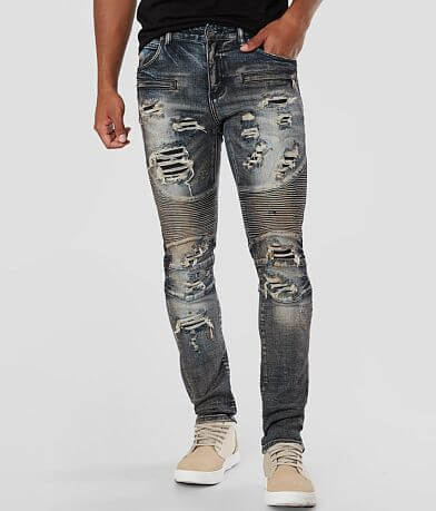 Crysp Denim Squanchy Skinny Stretch Jean