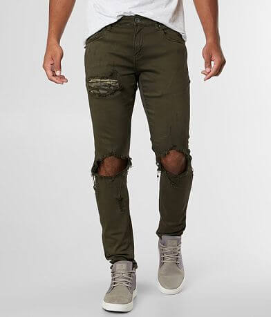 Crysp Denim Dustin Skinny Stretch Jean