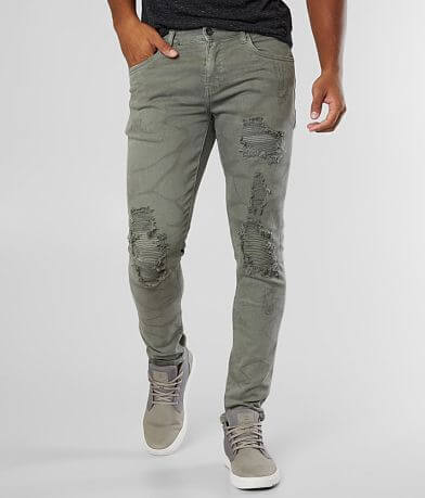 Crysp Denim Derrick Skinny Stretch Jean