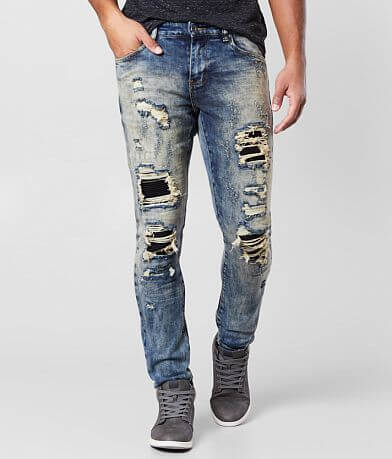 Crysp Denim Miller Skinny Stretch Jean