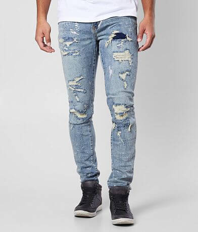Crysp Denim Noah Skinny Stretch Jean