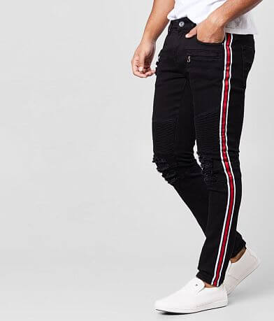 Crysp Denim Cobra Skinny Stretch Jean