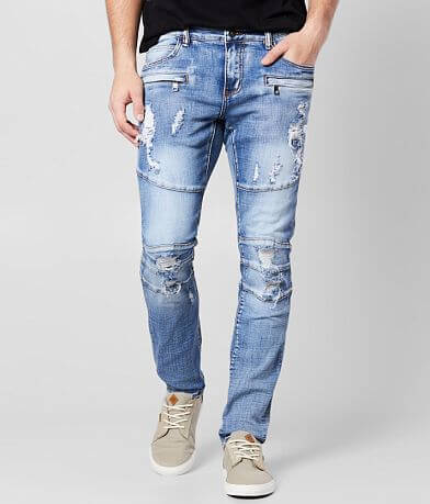 Crysp Denim Jacob Skinny Stretch Jean