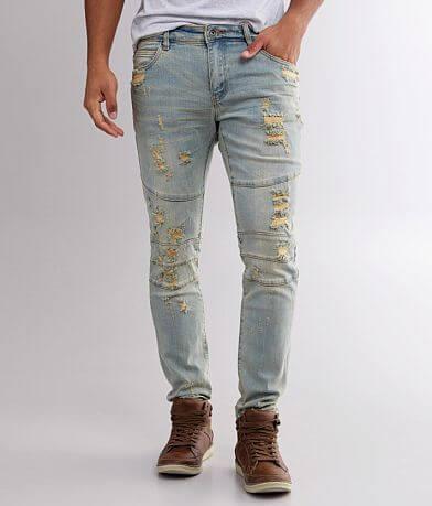 Crysp Denim Nicholson Skinny Stretch Jean