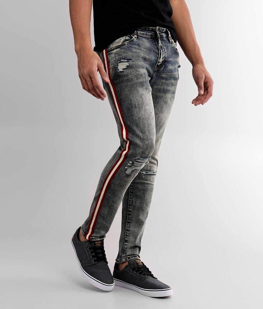 Crysp Denim Holland Skinny Stretch Jean front view