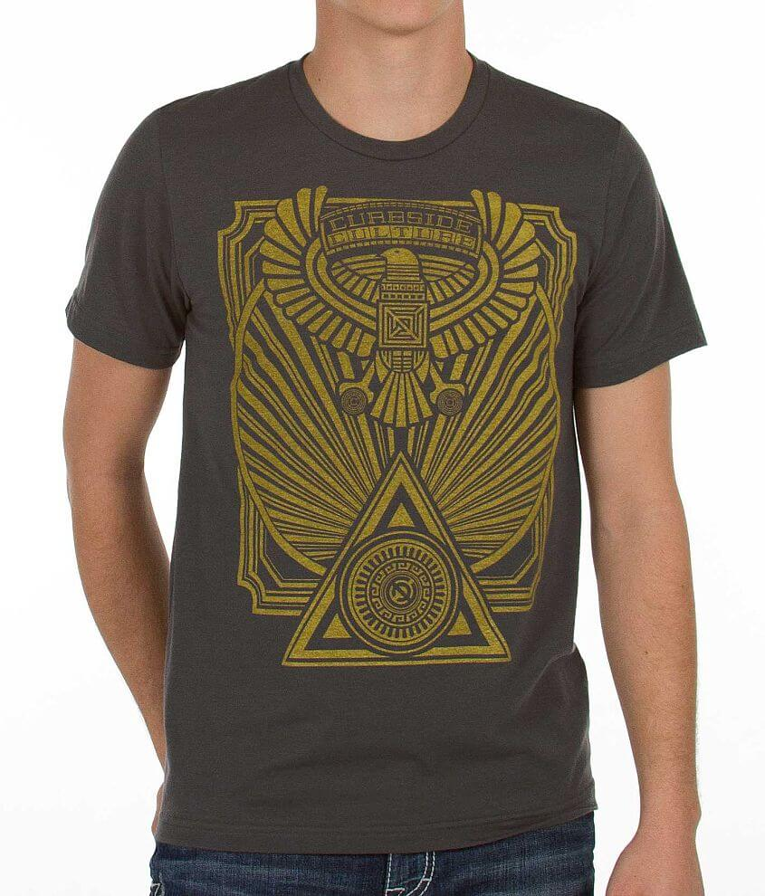 Curbside Clothing Triangle T-Shirt front view