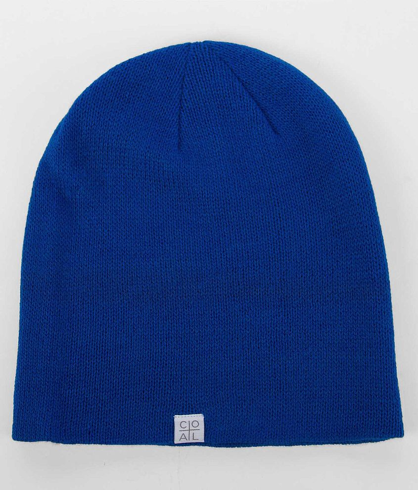 Coal The FLT Beanie front view
