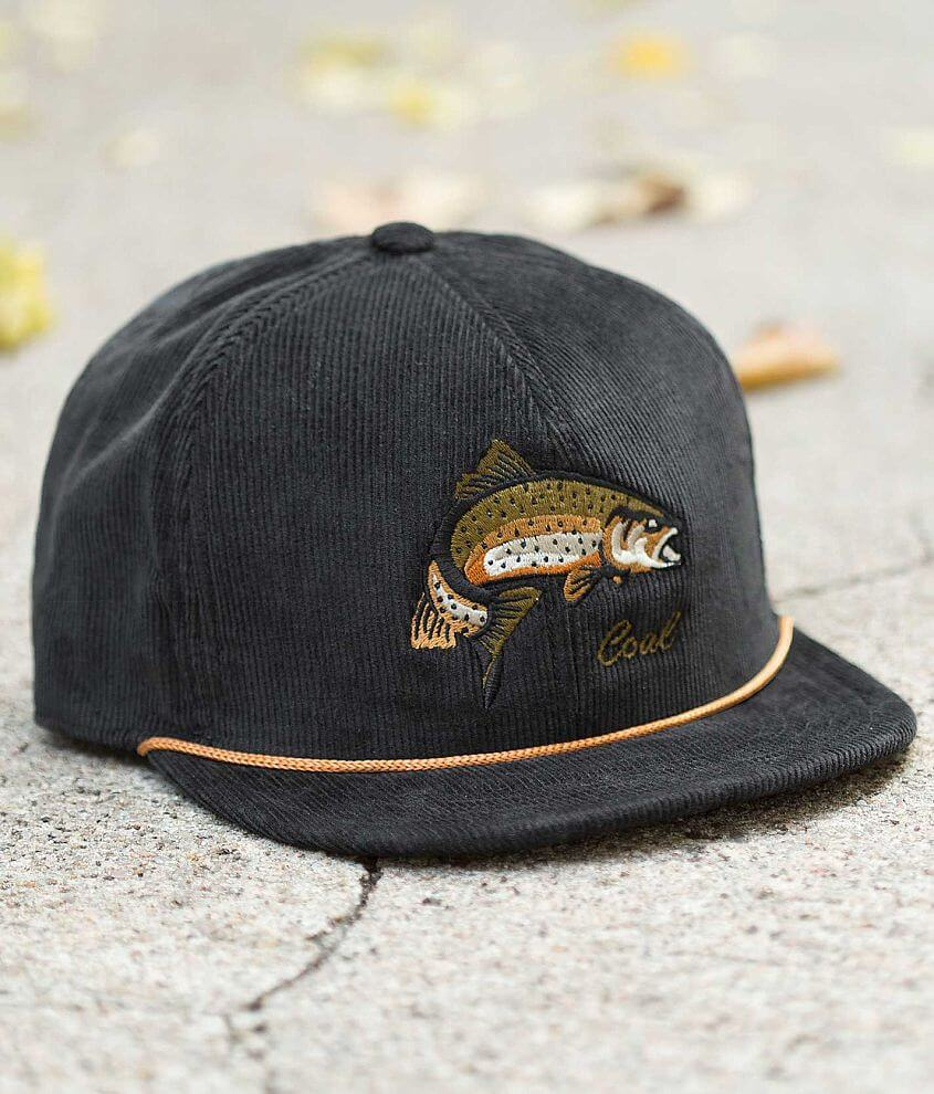 Coal The Wilderness Hat front view