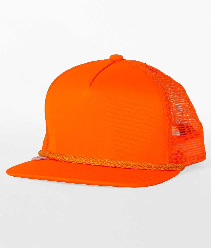 0684b357785ecf Coal The Arnie Trucker Hat - Men's Hats in Neon Orange | Buckle