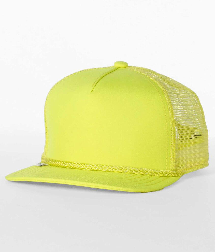 79533547372e2d Coal The Arnie Trucker Hat - Men's Hats in Neon Yellow | Buckle