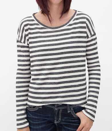 Daytrip Striped Sweatshirt