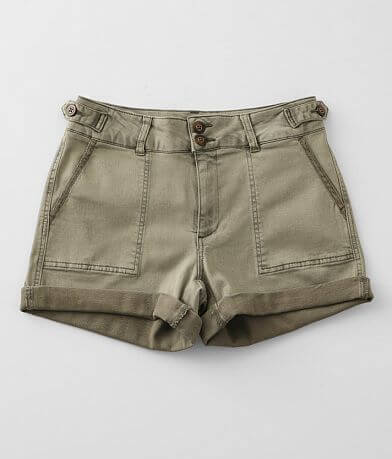 BKE Payton Cuffed Stretch Short