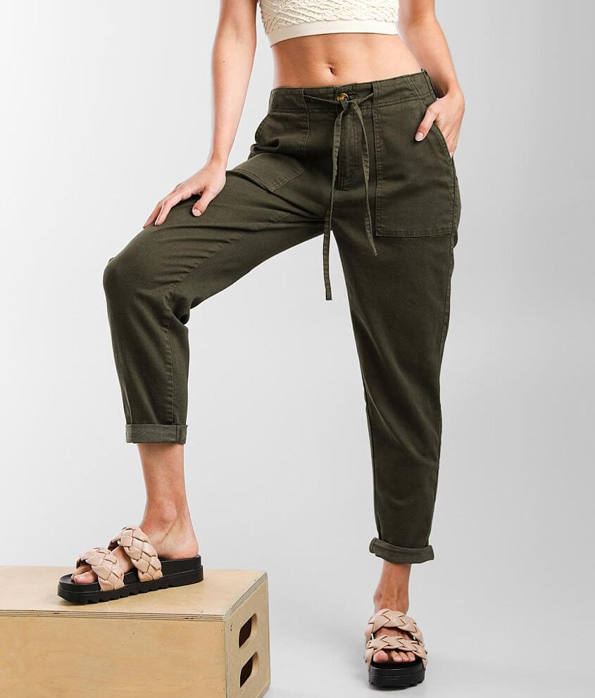 BKE Parker Stretch Cuffed Pant front view