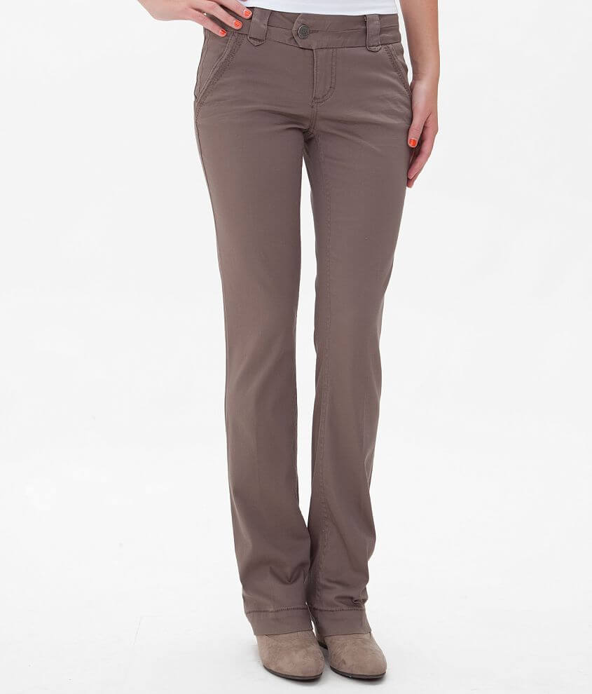 BKE Mollie Slim Boot Pant front view