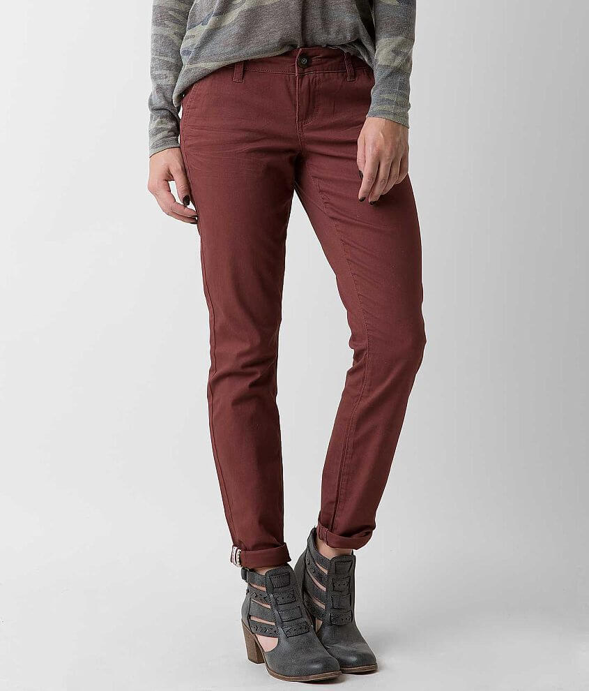 BKE Mollie Skinny Stretch Pant front view