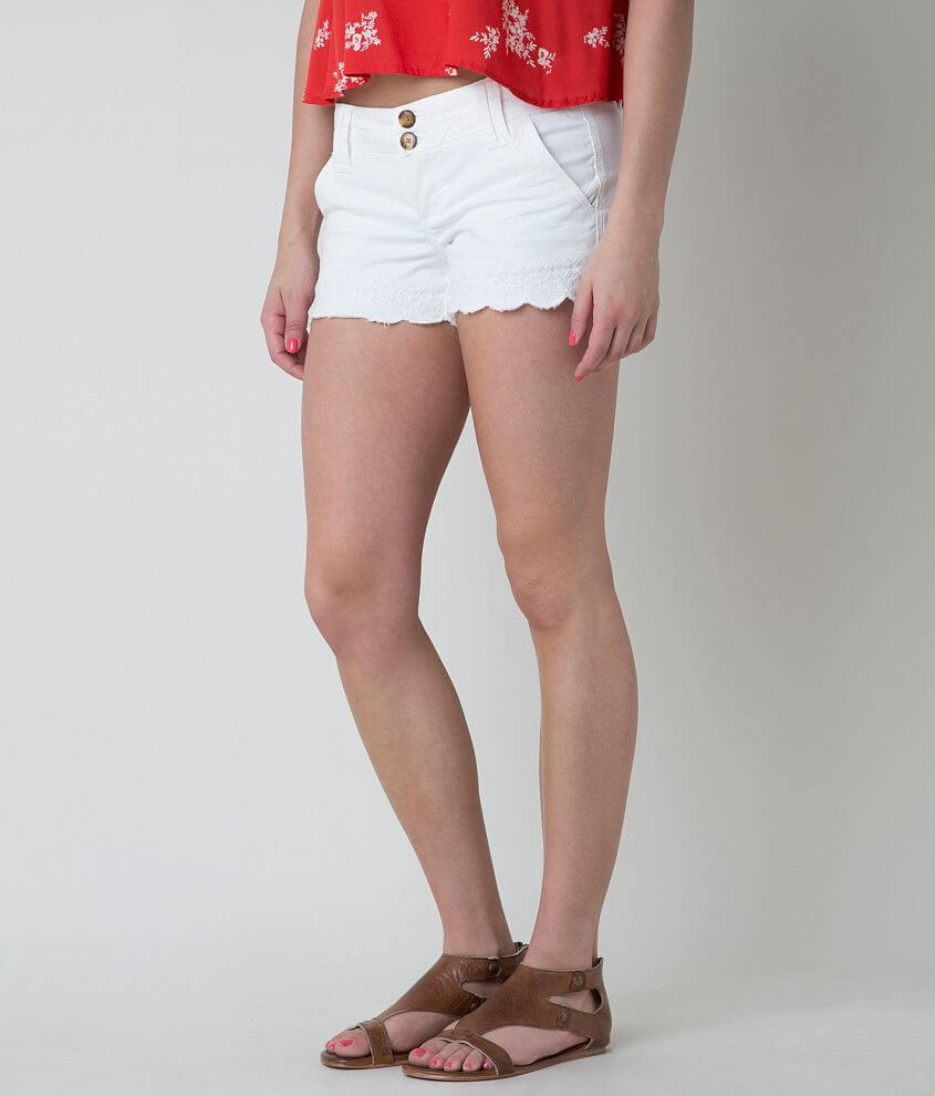 BKE Eve Stretch Short front view