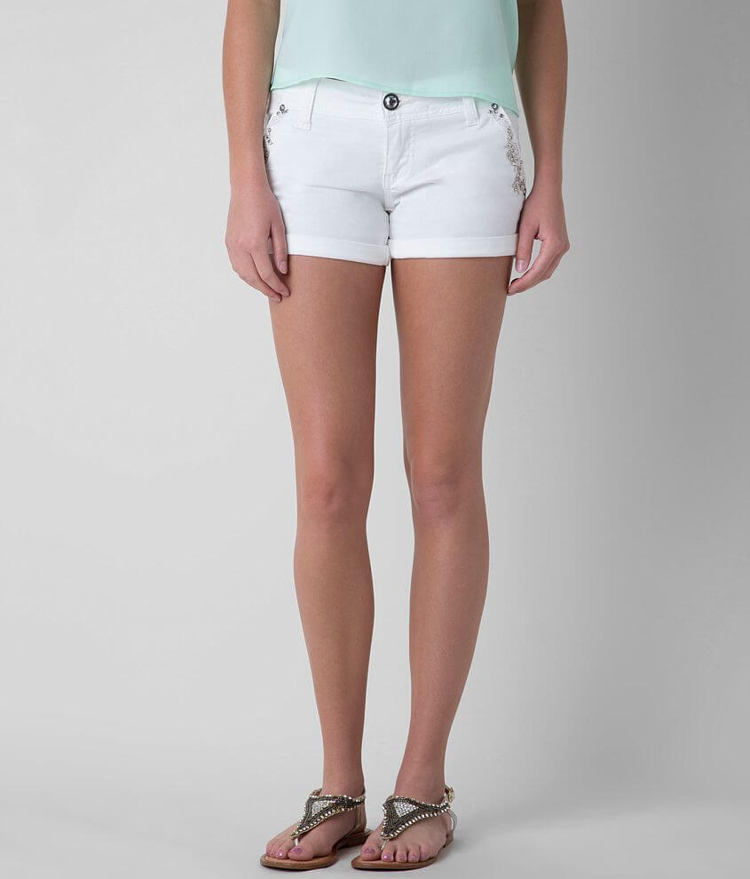 BKE Mollie Stretch Short front view