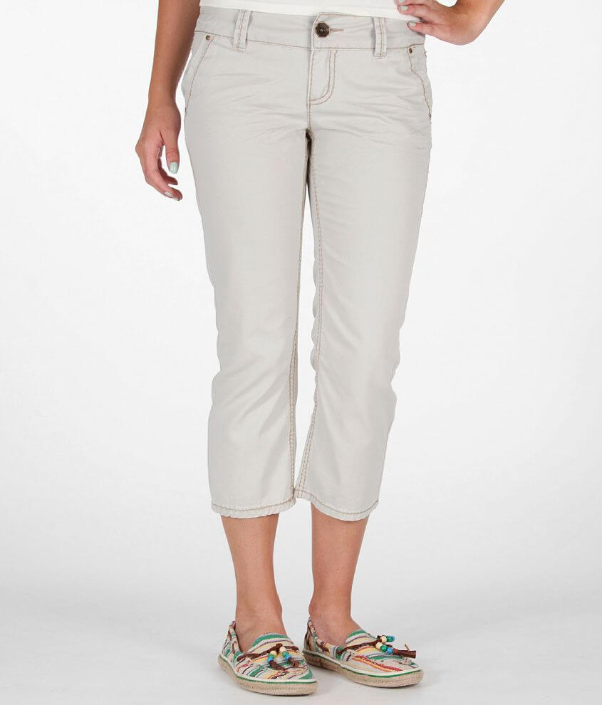 BKE Erin Cropped Pant front view