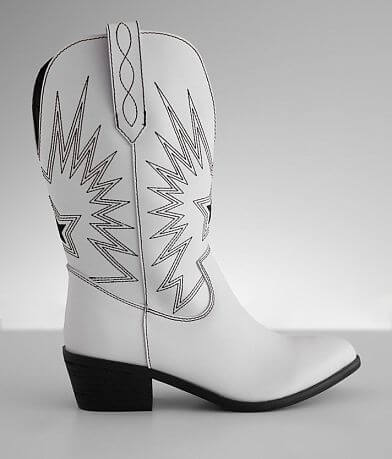 Dingo Rockstar Leather Western Fashion Boot