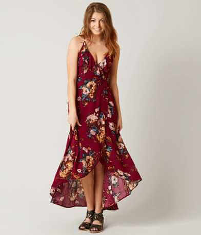 Dance & Marvel Floral Dress