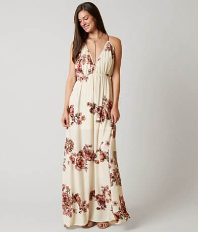 Dance & Marvel Floral Maxi Dress