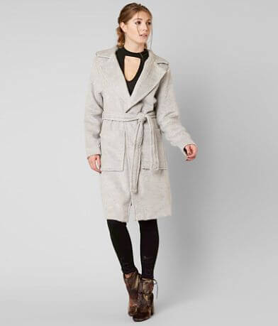 Dance & Marvel Trench Coat