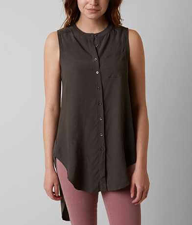 Dance & Marvel High Low Hem Blouse