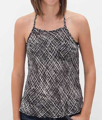 Dani Collection Printed Tank Top