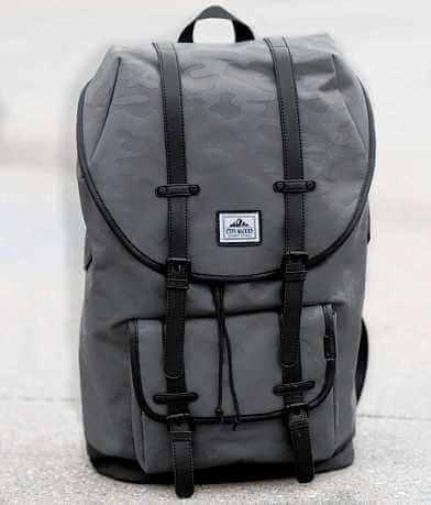 Steve Madden Camo Utility Backpack