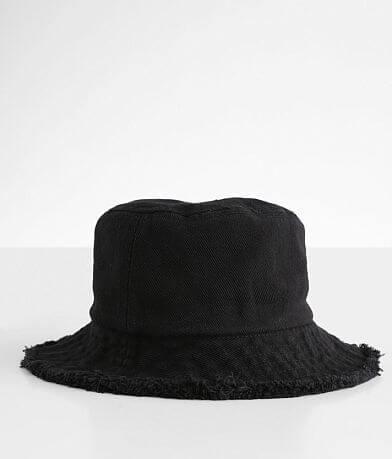 David & Young Frayed Bucket Hat