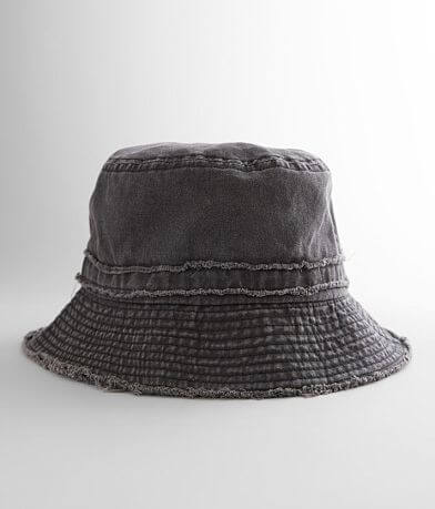 David & Young Denim Bucket Hat