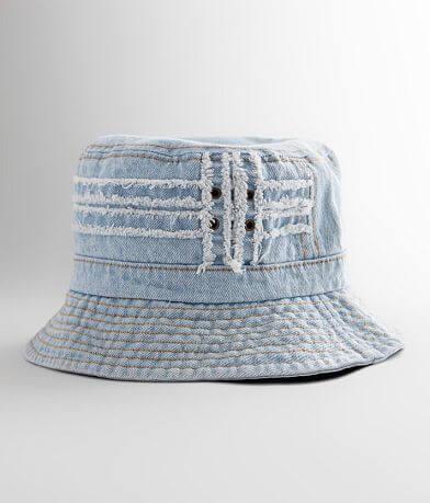 David & Young Denim Bucket Hat