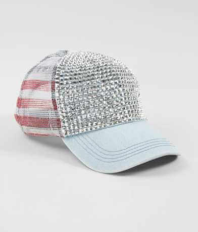 David & Young Americana Baseball Hat