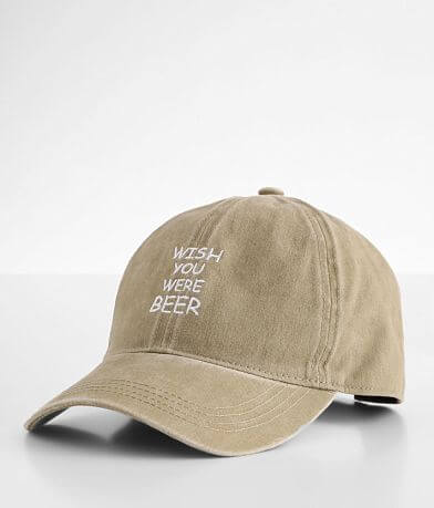 David & Young Wish You Were Beer Baseball Hat