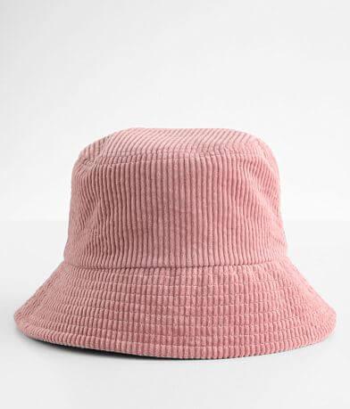 David & Young Corduroy Bucket Hat