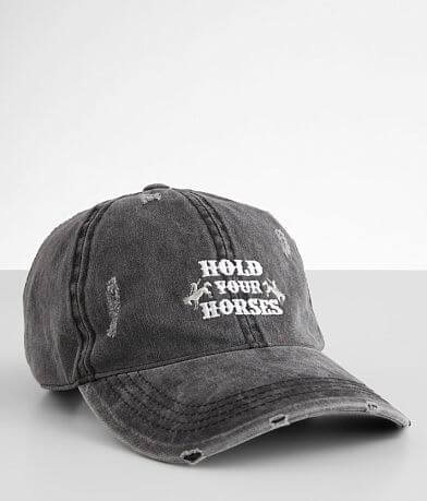 David & Young Hold Your Horses Dad Hat