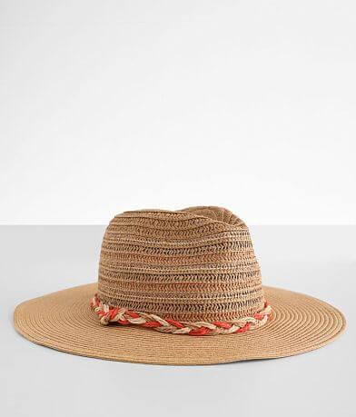 David & Young Straw Panama Hat