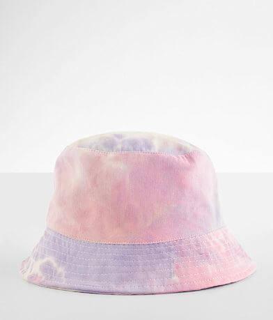 David & Young Tie Dye Bucket Hat