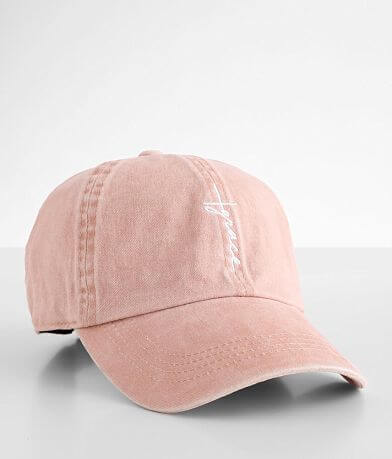David & Young Grace Washed Dad Hat