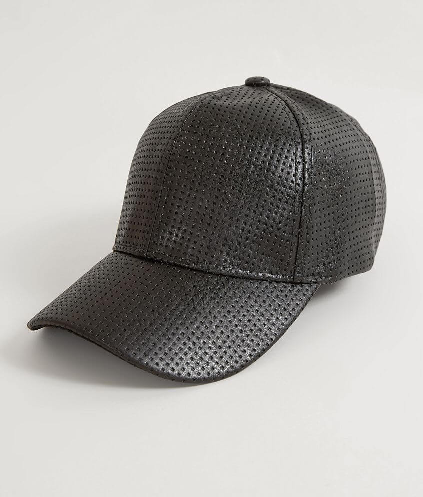 David   Young Perforated Baseball Hat - Women s Hats in Black  27522ca2dd