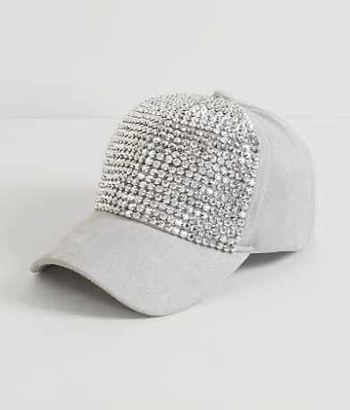 David & Young Rhinestone Hat