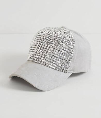 David & Young Rhinestone Baseball Hat