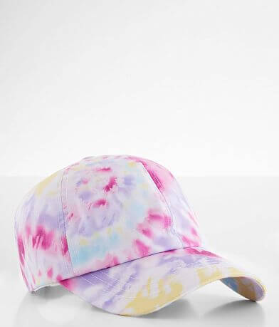 David & Young Tie Dye Baseball Hat